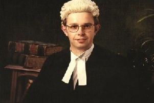 Edgar Graham, Ulster Unionist MLA, barrister and Queen's University lecturer, shot dead at point blank range by the IRA in December 1983 near the university