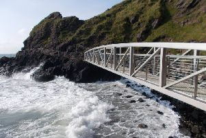 Expansion is proposed for The Gobbins attraction.
