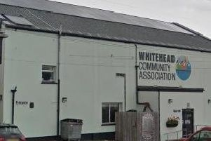 Whitehead Community Centre (image Google).