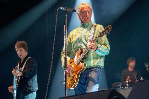 Paul Weller was in great form at the Genting Arena in Birmingham on Friday night (Pictures: David Jackson)