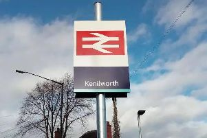 No trains will run from Kenilworth on Saturday