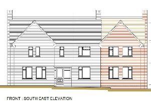 Proposed development in Pleyden Rise, Bexhill