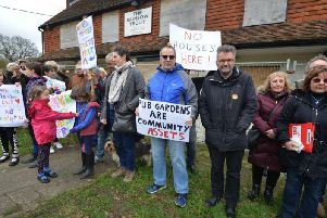 Residents are calling for the pub to reopen
