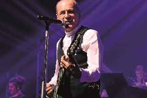 Francis Rossi is coming to Leamington