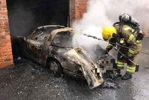 Photo courtesy of Warwickshire Fire and Rescue Service.
