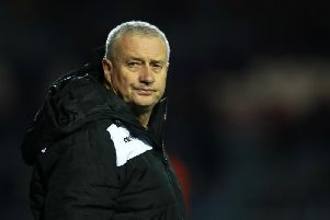 Chris Boyd masterminded a Saints win at Welford Road on Friday night