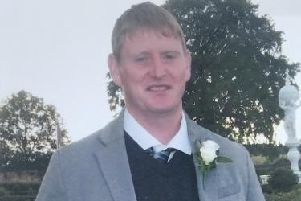 Paul Goodson. Photo supplied by Warwickshire Police.