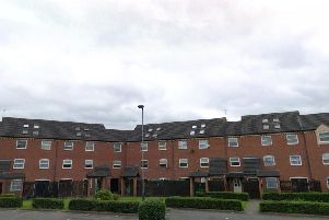 Baxter Court in Leamington. Photo by Google Street View.