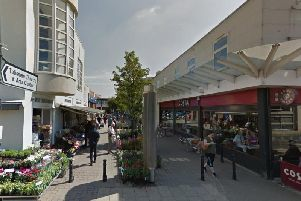 Talisman Square in Kenilworth. Photo by Google Street View.