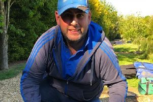 Ben Checkley finished almost 45lb clear of the pack to win last Wednesday's qualifier EMN-190521-160717002