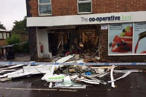 The co-operative food store in Fenny Compton