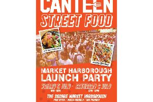 Canteen is coming to Market Harborough