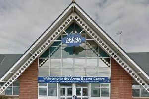 Arena Sports Centre. Photo: Google Street View