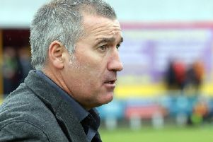 Banbury United boss Mike Ford saw his side miss their chance in the FA Cup