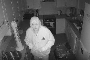 Police would like to speak to this man captured in this CCTV image released by the nursery.