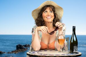 Julie-Ann Rendell as Shirley Valentine