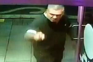 Man wanted for questioning in connection to racially aggravated incident in Kenilworth