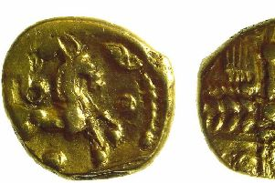 The Eastern British Iron Age Gold Stater (circa 60-20 BC)