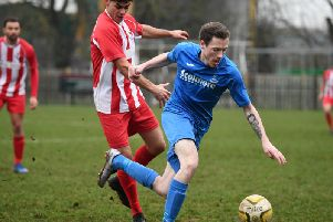 Leighton Town vs Potton United | Pic: Jane Russell