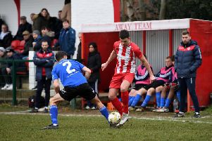 Leighton Town vs Biggleswade United | Pic: Jane Russell