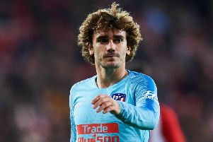 Antoine Griezmann (Photo by Juan Manuel Serrano Arce/Getty Images)