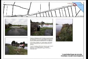 Plans for the Bannfoot at Colmcille