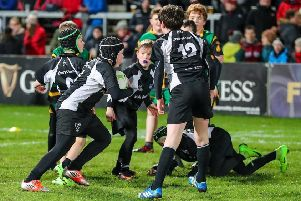 mini rugby games