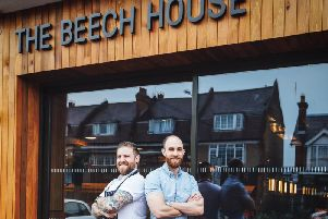 The Beech House in Beaconsfield