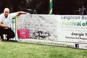 Leighton Buzzard Festival of Fitness