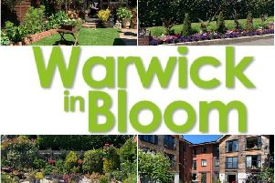 Warwick in Bloom 2019. Photo by Warwick Town Council