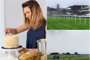 Charlotte Humphreys will be attending the Warwick Food and Drink Showcase at Warwick Racecourse.