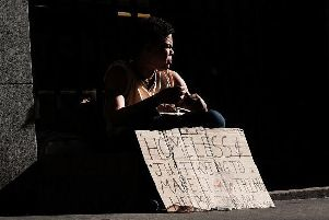Homeless stock. Photo: Getty Images