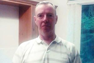 PACEMAKER BELFAST  11/07/2018' Murder victim Richard Gerard Scullion.