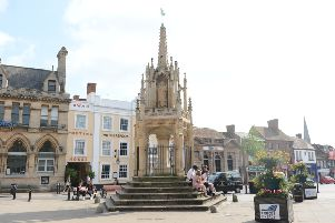 Leighton Buzzard Market Cross. Credit: Jane Russell.