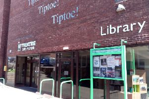 Leighton Buzzard Library Theatre