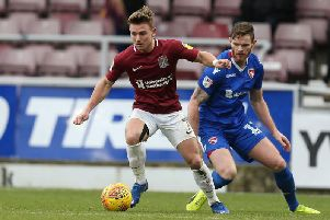 Cobblers drew 1-1 when they last played Morecambe.