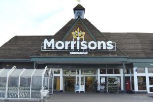 Morrisons Leighton Buzzard. Photo by Dave Flemming
