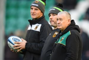 Chris Boyd has given his assistant coaches the chance to lead Saints in recent weeks