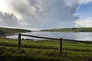 Cuckmere River flooding (Photo by Jon Rigby) SUS-191021-100041001