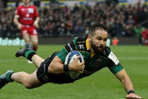 Cobus Reinach is out of contract at Saints next summer