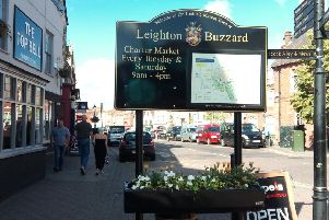 Free WiFi in Leighton Buzzard town centre