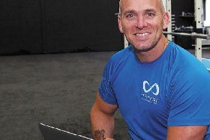 FF Fitness personal trainer, Seamus Fox explains how you can improve your squat and 'build a better bum'.