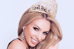 Mother of two Charlotte Cassie Clemie, from Lisburn, is the first Northern Irish woman set to compete at Mrs Galaxy International