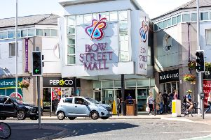 Bow Street Mall, Lisburn is for sale, but its management company says it is definitely not closing down.
