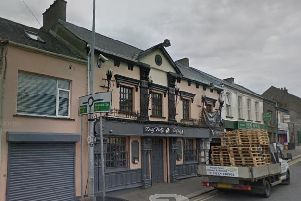 The Aniseed Lounge opened at the site of the old Cloisters bar and grill on Dromore Street, Ballynahinch in late 2017 following a major renovation project. Pic by Google