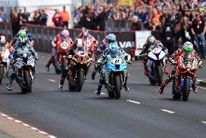 The North West 200 will be the first of the big international road races in May.