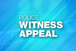 Police are appealing for witnesses.