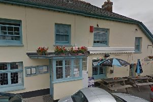Plume of Feathers in Portscatho, Truro. Pic: Google Streetview