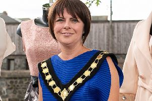 Lord Mayor Councillor Julie Flaherty