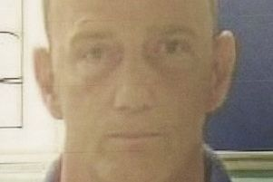 Lee Brophy, who has absconded from HMP North Sea Camp.. ANL-190321-114111001